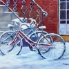 Bhavisha Patel: Bicycles In Snow V
