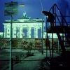James B. Abbott: Observation Deck at Brandenburg Gate, 10/1988