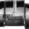James B. Abbott: Philadelphia Tower, Ben Franklin Bridge, 01.27.2002