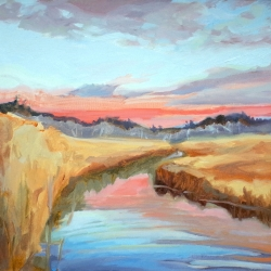 Addison Namnoum: Salt Marsh