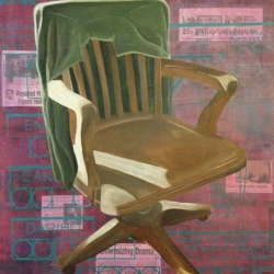 Jasmine Alleger: Chairs of December: December 14
