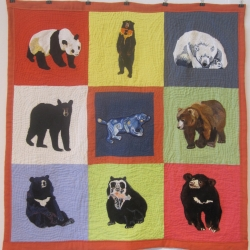 Alyse C. Bernstein: The Eight Classifications of Bear Hand