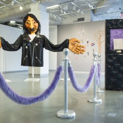 Amy Cousins: You Will Never Have the Comfort of Our Silence Again (installation view)