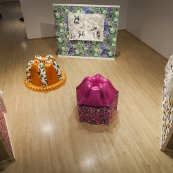 Amy Cousins: Not In Our House (installation view)