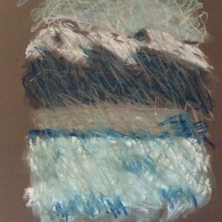 Phyllis Anderson: Study, mountains and ice