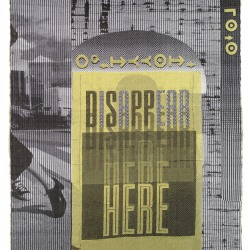 Annette Cords: Disappear Here