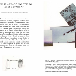Austen Camille Weymueller: Excerpt from A Field Guide for exhibition To Reside Unsettled