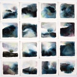 Donna Backues: Explosion Grid