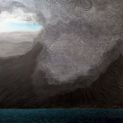 Donna Backues: Volcano by the Sea