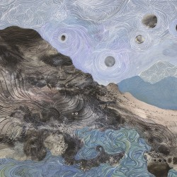 Donna Backues: Moonscape