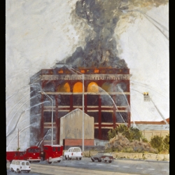 Jennifer Baker: Warehouse Burning, American Street