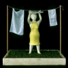 Jennifer Bake: Laundress