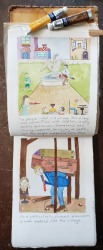 Ellen Rosenholtz: Sketchbook Narrative 2
