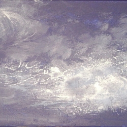 Barbara Gesshel: Moonlit Clouds