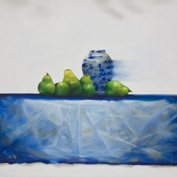 Bettina Clowney: Five Pears