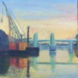Bhavisha Patel: South Street Bridge