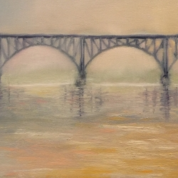 Bhavisha Patel: Strawberry Mansion Bridge II