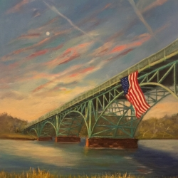 Bhavisha Patel: Strawberry Mansion Bridge III