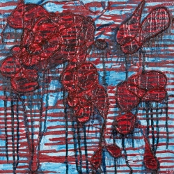 Rachel Bomze: Depths of Red and Blue