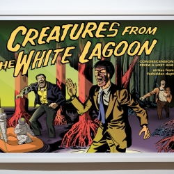 Matthew Borgen: Creatures From the White Lagoon