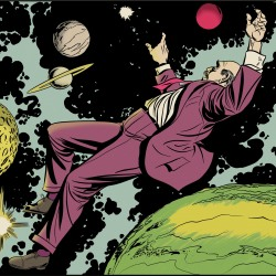 Matthew Borgen: At One with the Cosmos