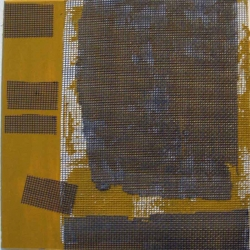 Emily Brett Lukens: Yellow Square