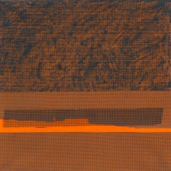 Emily Brett Lukens: Orange Stripe