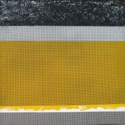 Emily Brett Lukens: Yellow Square 2