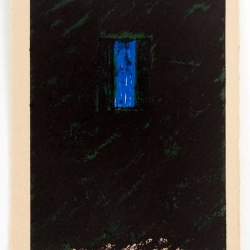 Emily Brett Lukens: Blue Window