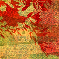 Bill Brookover: Red Leaves #2