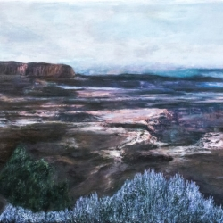 Christopher Brown + Ruth Miller: Canyonlands in morning light