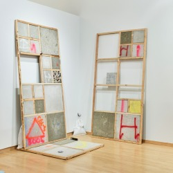 Cameron Jarvis: Slabs (installation view)