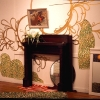 Candy Depew: 2-installation-fireplace