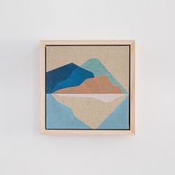 Carla Weeks: Glacier Color Study