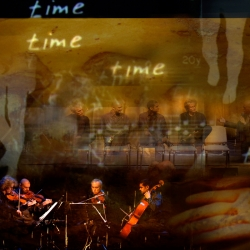 Pete Checchia: Kronos Quartet:Time