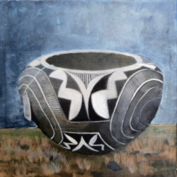 Christina Penrose: #1 acoma pottery/#1 american indian series