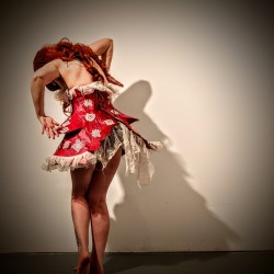 Christy E. O'Connor: Paraphilia Performance Still I