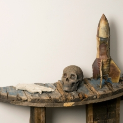 Matthew Courtney: Hand Skull Rocket