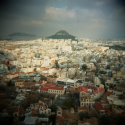 Genevieve Coutroubis: Athens