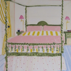 Constance Culpepper: Evelyn Morgan Gordon's Bed