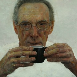 Daniel Dallmann: Black Coffee Cup
