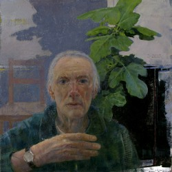 Daniel Dallmann: My Studio Interior with Blue Jacket