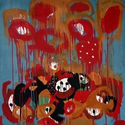 Danny Simmons: Drips and Drops