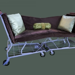 Deanna Dee McLaughlin: Sofa Cart