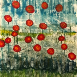 Dora Ficher: Poppy Field