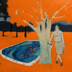 Jessica Doyle: In Orange