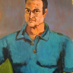 Thom Duffy: Self-Portrait