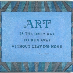 E. Sherman Hayman: ARTFUL - Art Is....