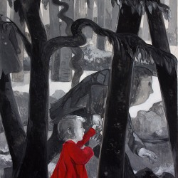 Elissa Glassgold: My Red Coat and the Golem