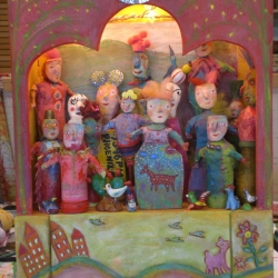 Ellen Benson: TOY THEATRE
